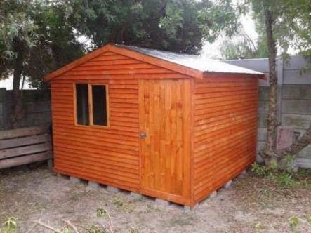 Wendy house to rent Secunda