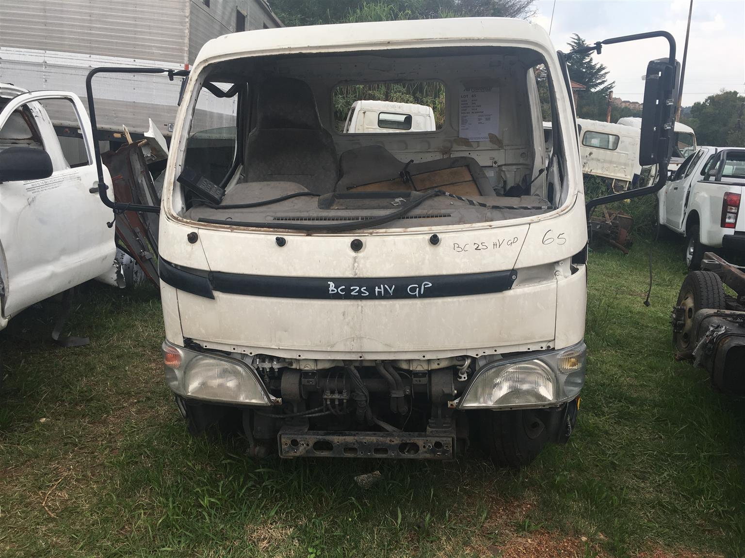 TOYOTA DYNA 5-104 TRUCK SPARES