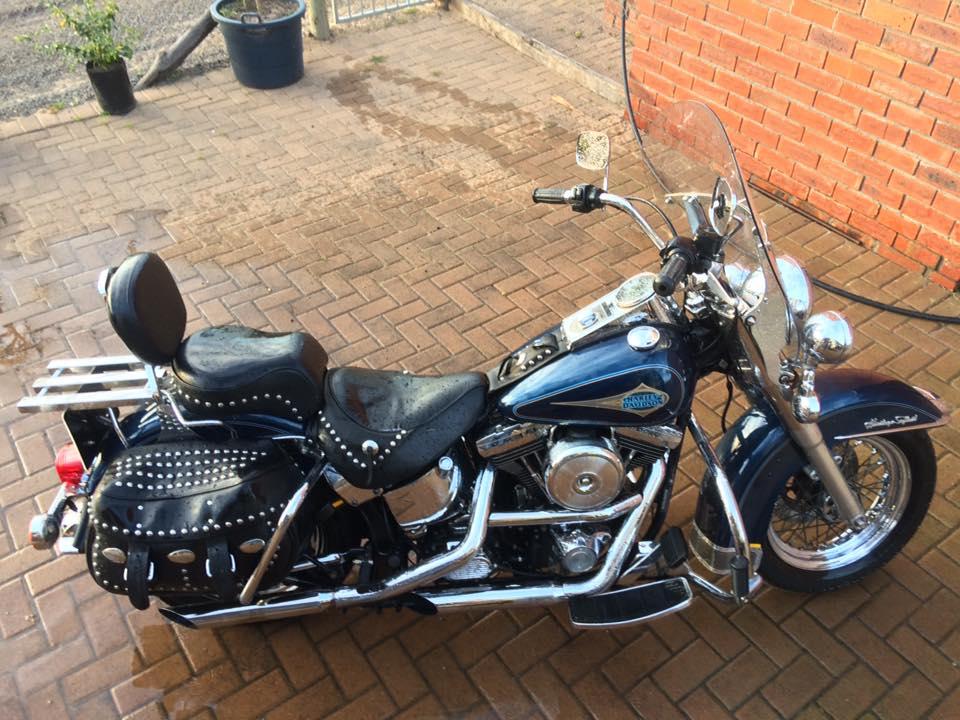 1998 Harley Davidson Heritage Softail