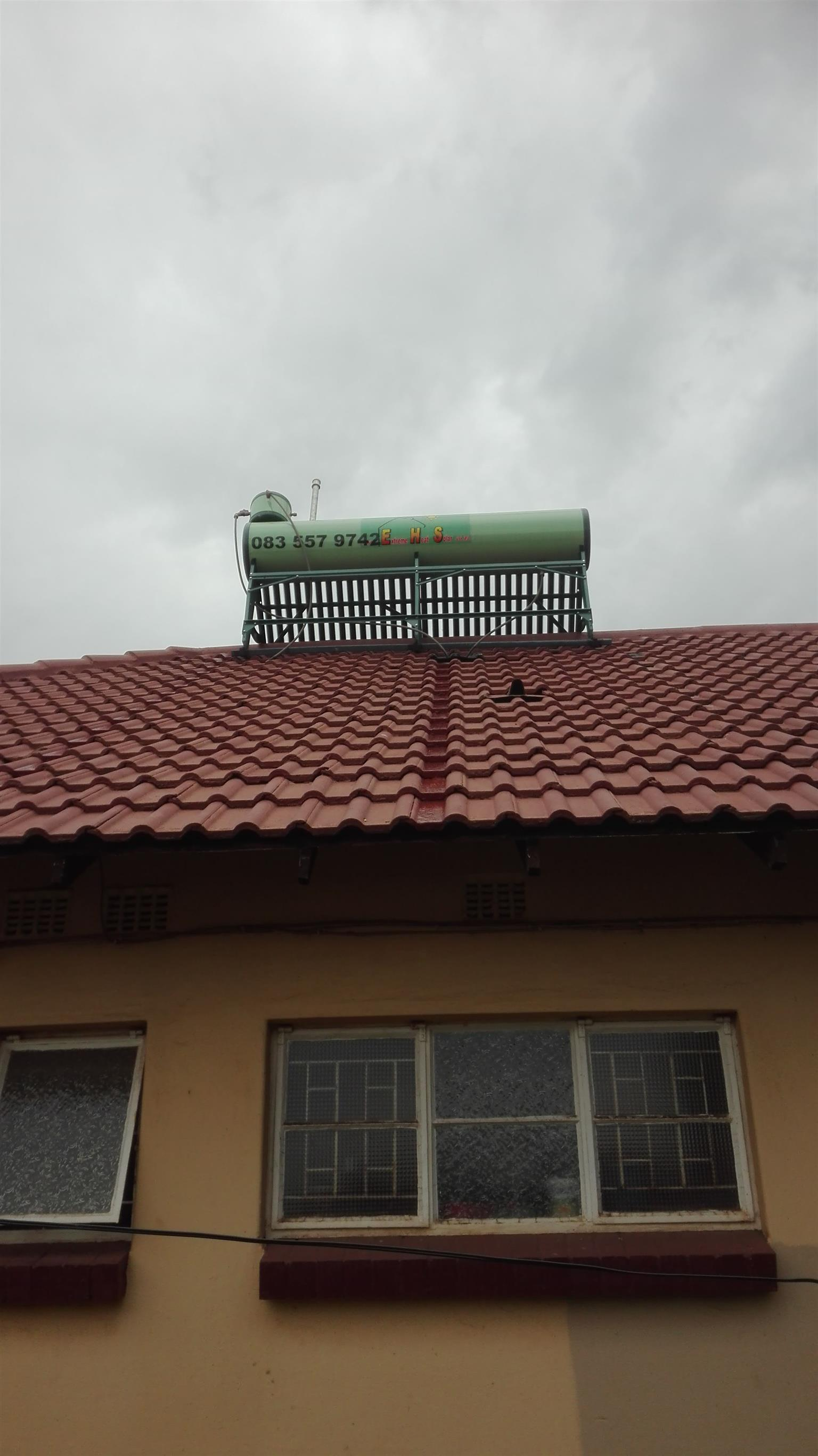 House in Stilfontein with Solar Geyser for sale