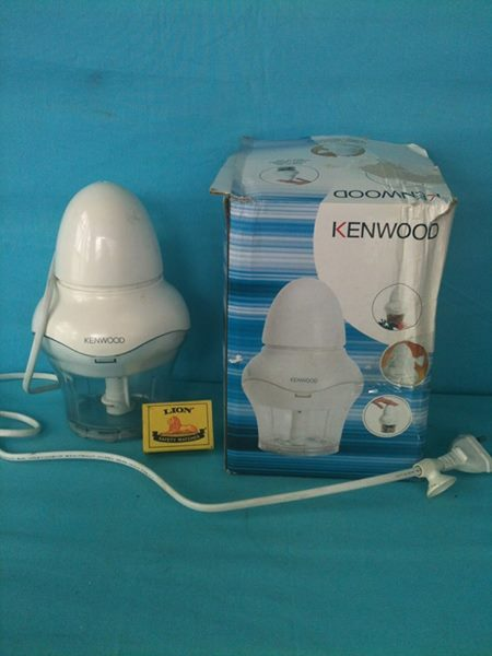 "Small ""Kenwood"" Blender."