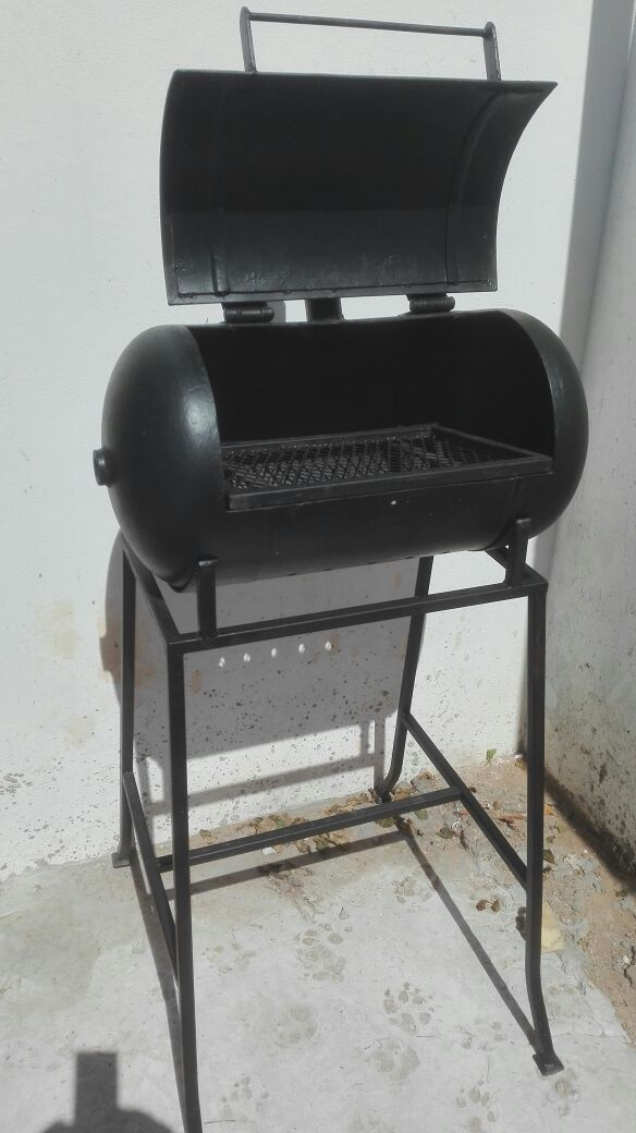 Portable Braai Stand Designs : Built braai in gardening outdoors and diy south africa