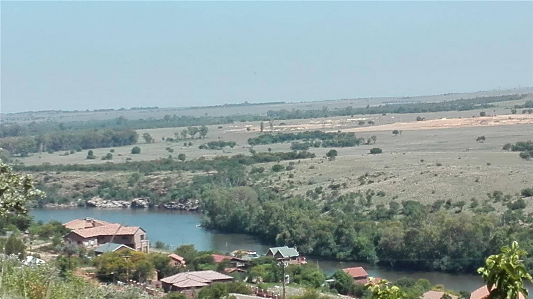 Awesome view Vaal river