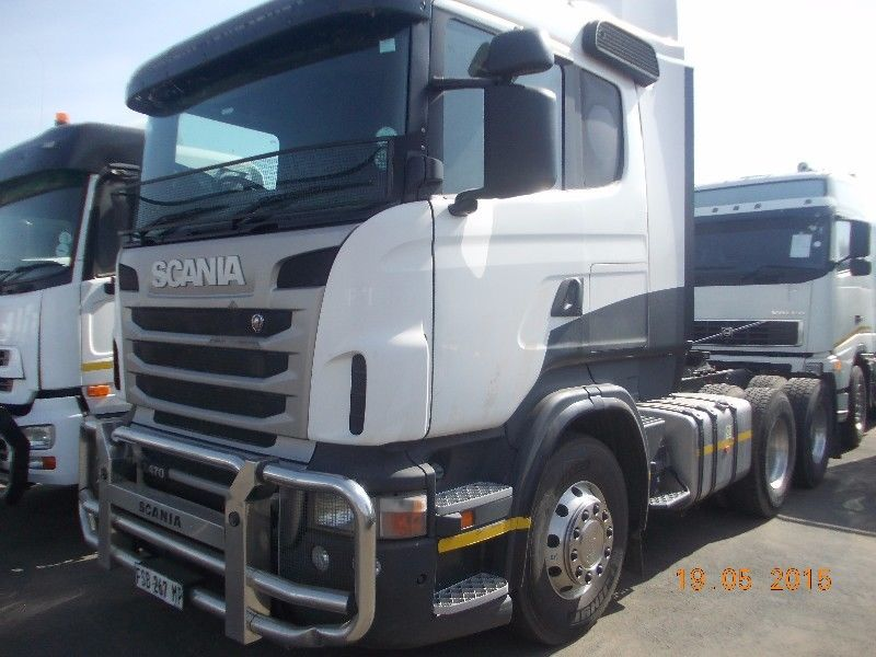 Umbuso Investors Solution quality trucks and trailers.