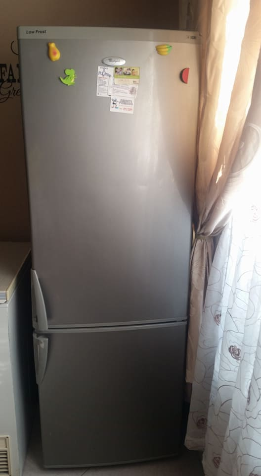 Whirlpool fridge/freezer