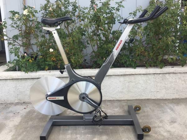 Keiser m3 spin bike