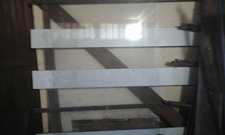 Patio door glass for 1.8 patio door