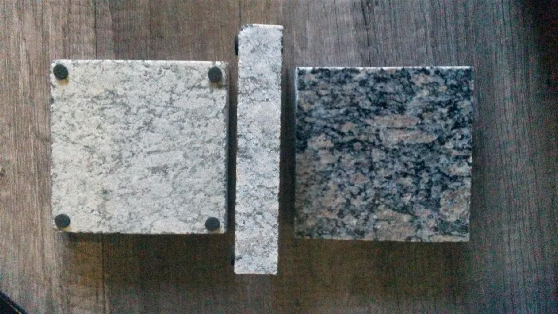 Caladonia Granite Coaster Sets