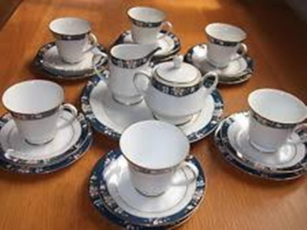Noritake Legendary Prescott(3880) Dinner set