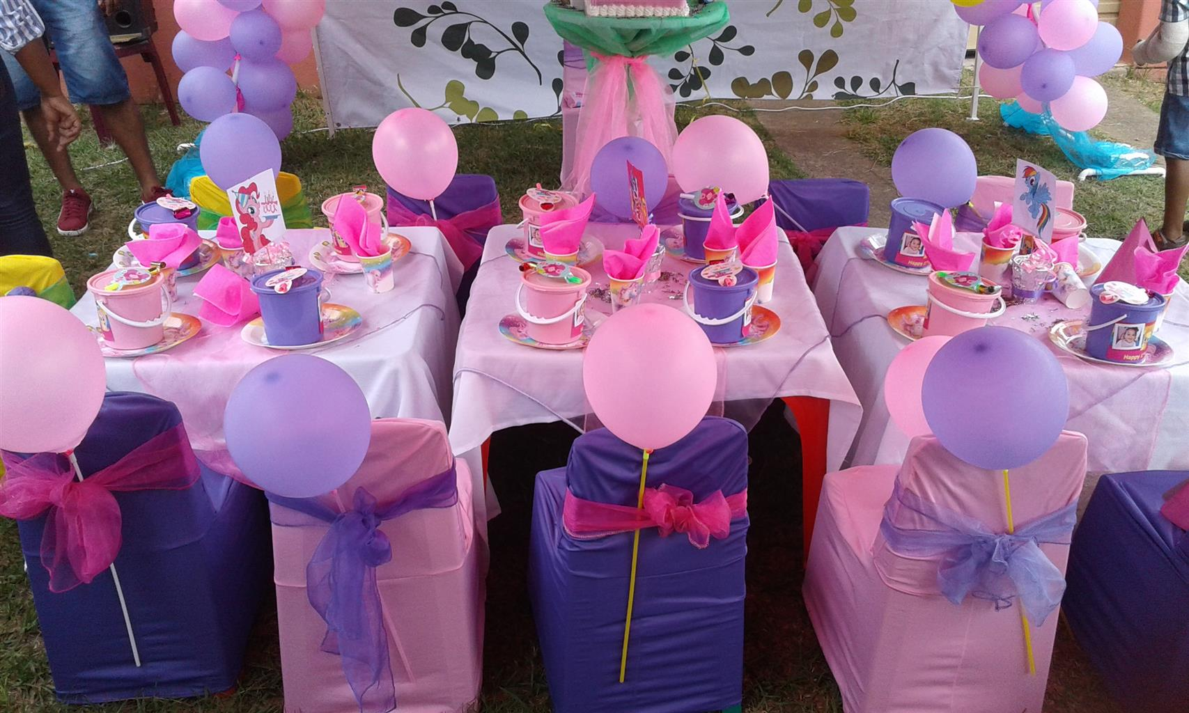 Kiddies parties N Adults functions