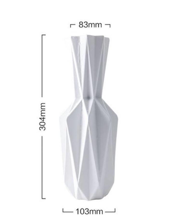Origami Vase Junk Mail