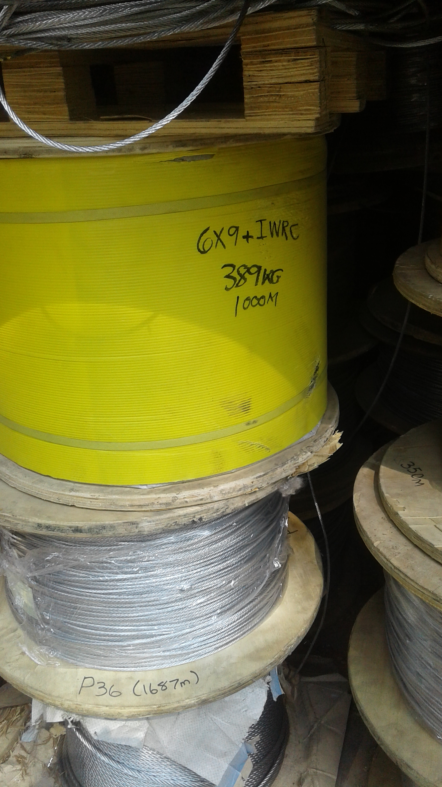 GALVANIZED STEEL WIRE CABLE ROPE from R1.50 p.m