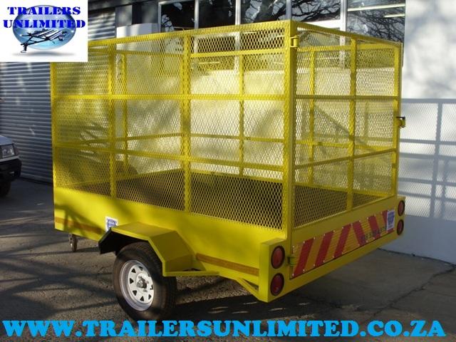 Box Body 2500 x 1500 x 1800
