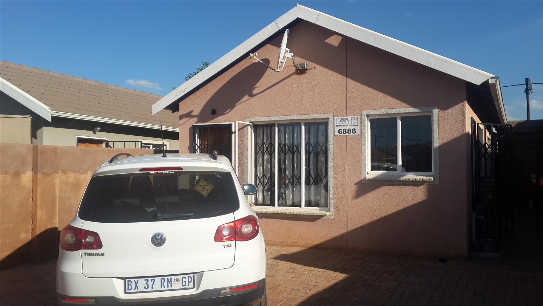 2 Bedroom House for sale in Mahube Valley, Mamelodi