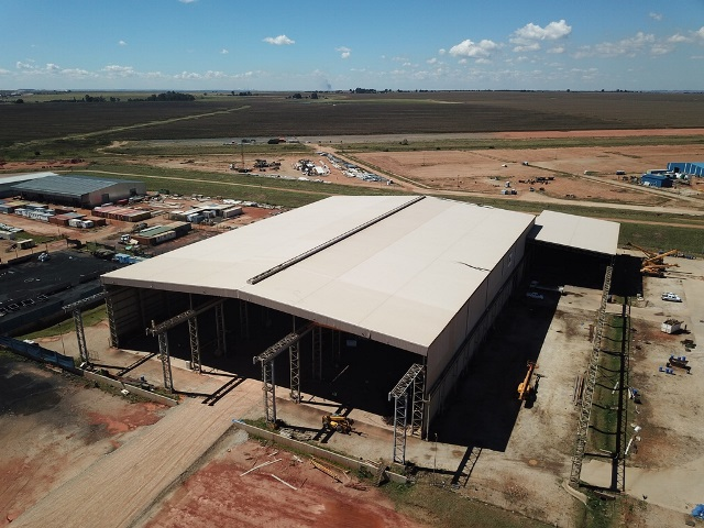 Private Treaty Sale Of Massive Steel Warehouse And Attachments Situated At Kusile Power Station, By Order Of MHPS Africa (Pty) Ltd
