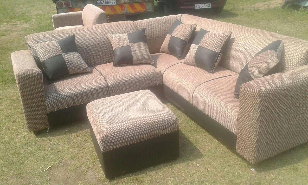 5 Seater,  5 cushion,1 ottoman