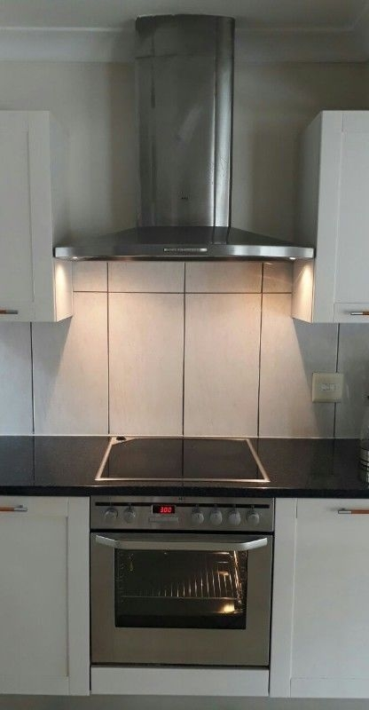 Beautifull AEG electrolux Supreme German quality 3pes set fully stainless electric oven