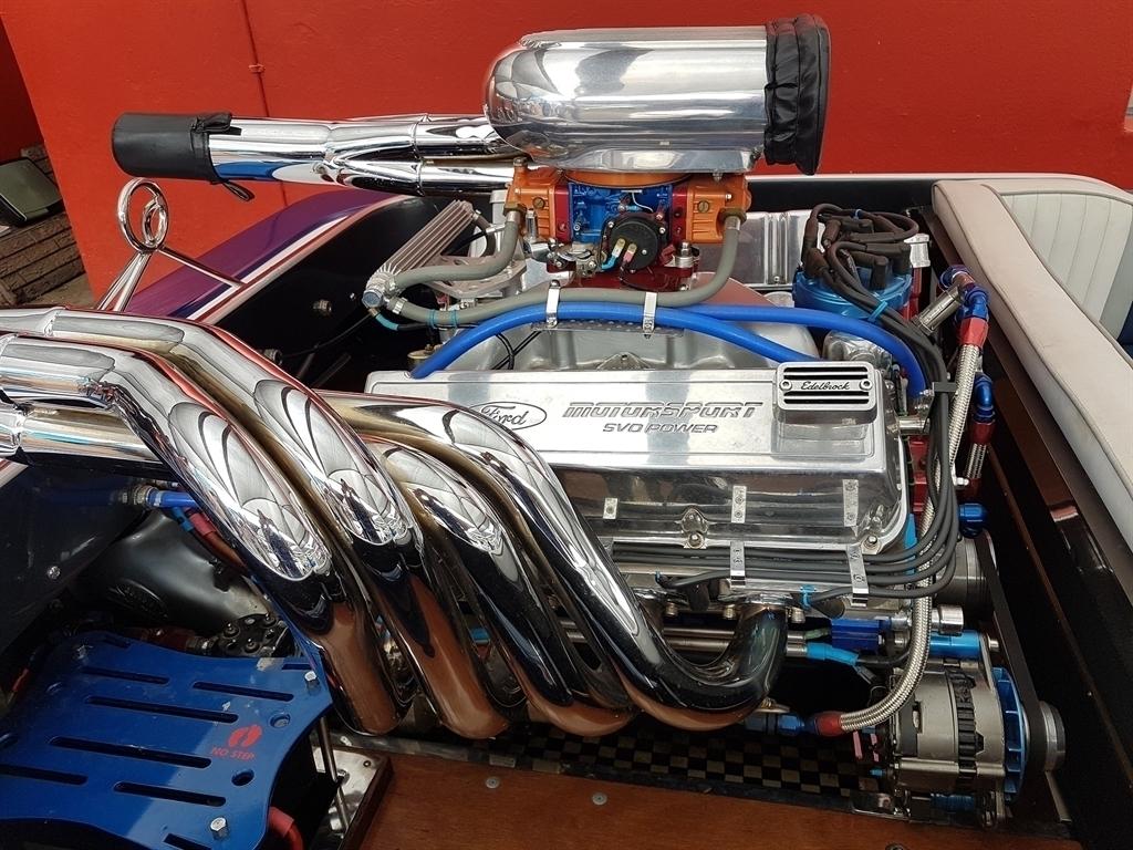 Boat 460 Shelby Cobra Jet Junk Mail Engine Wiring