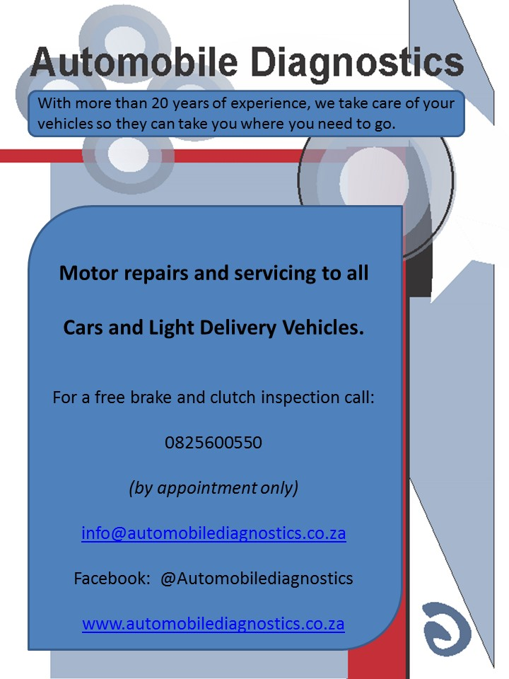 Have your car serviced. 0768137885 I can beat quotes but based on OEM parts.