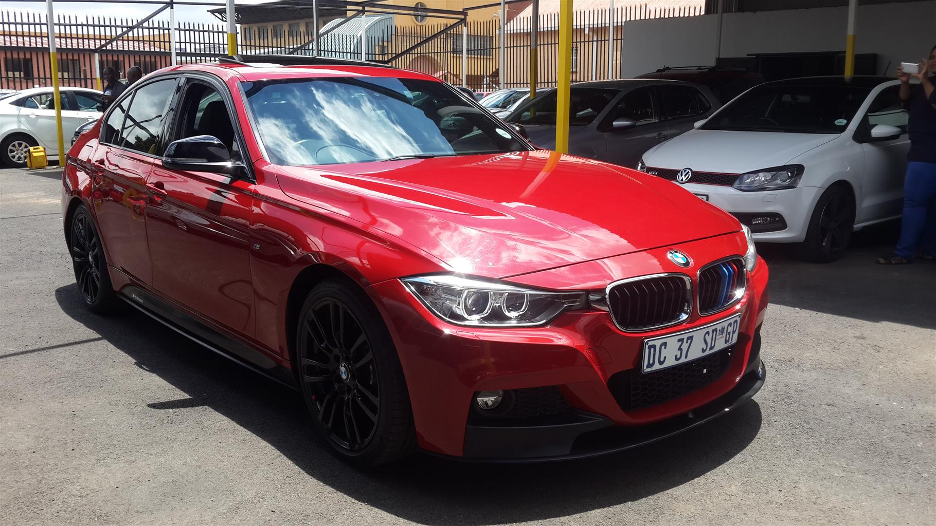 2014 bmw 3 series 320d m sport auto junk mail. Black Bedroom Furniture Sets. Home Design Ideas