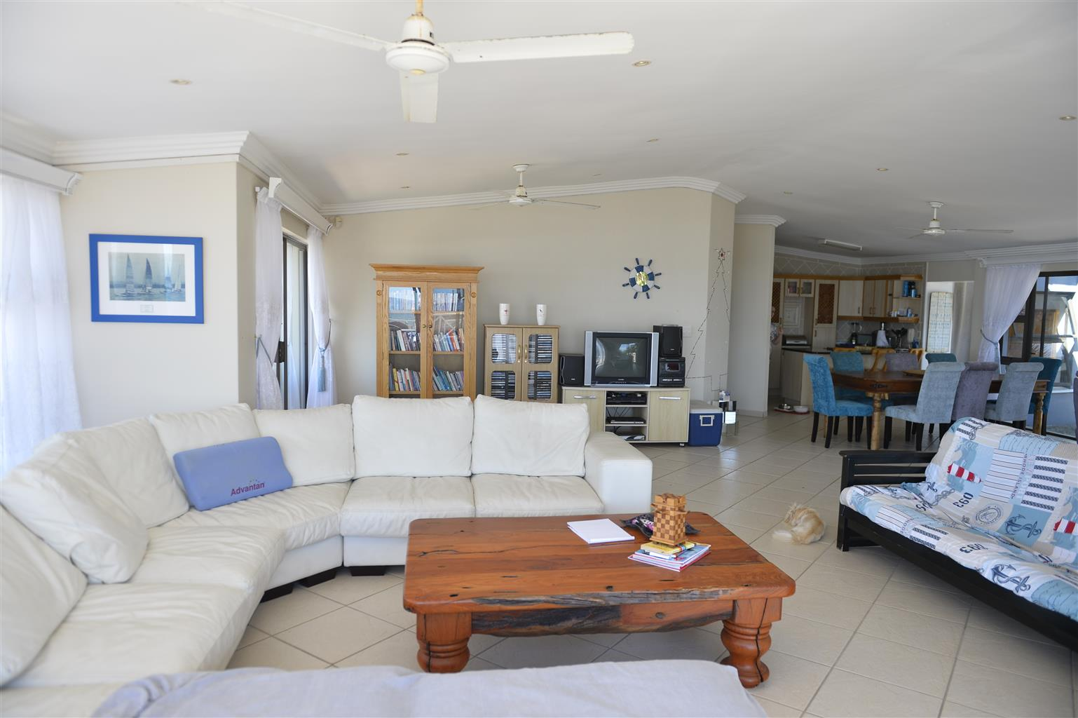 Shelly Beach Ski Boat Beach front house for sale.