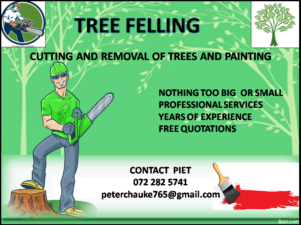 PIET TREE FELLING AND PANTING