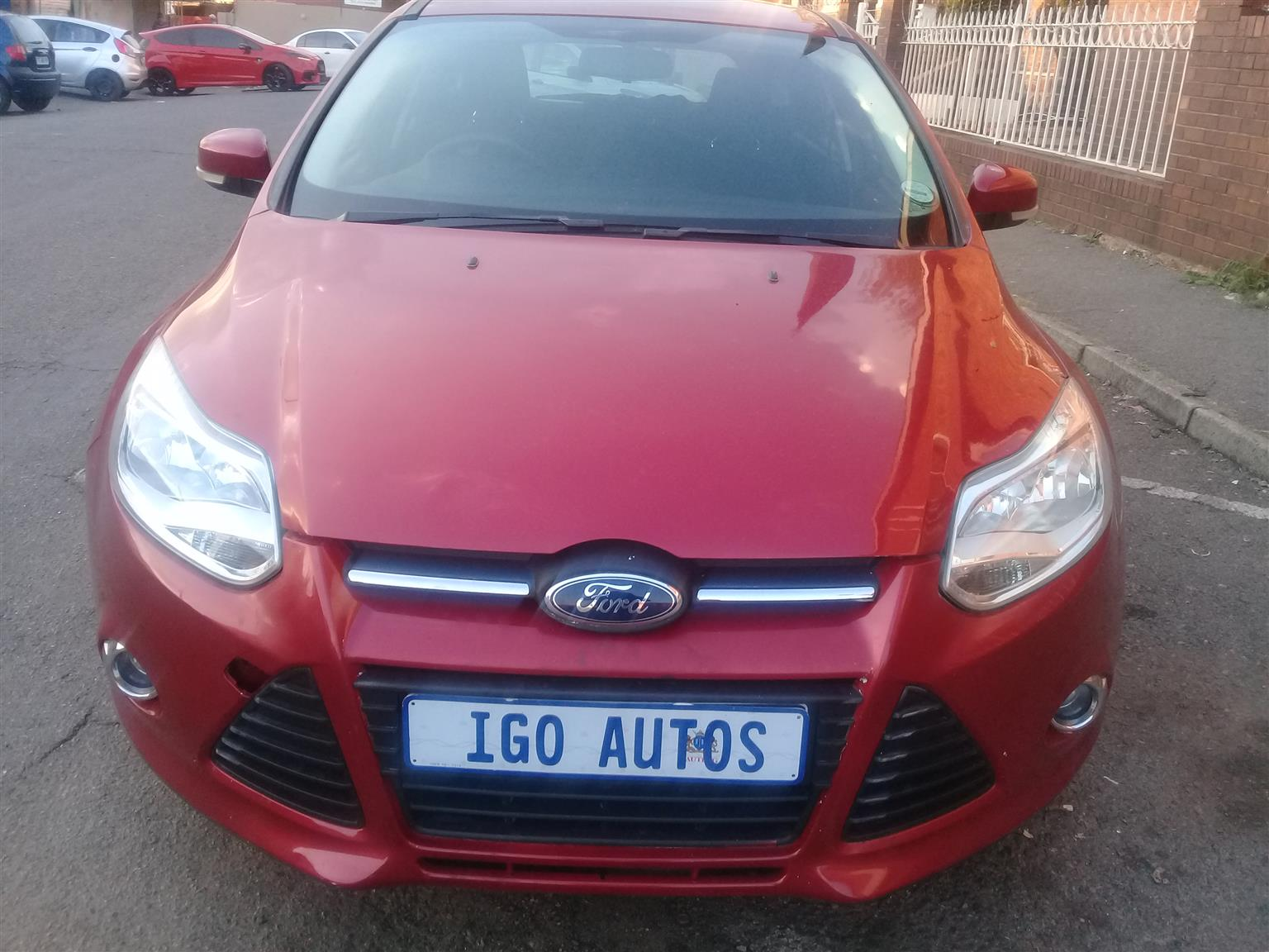 2014 Ford Focus 2.0 4 door Trend