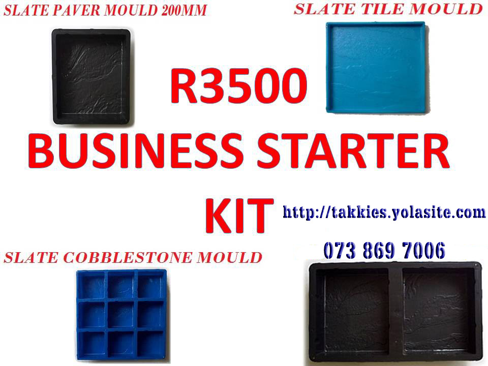 BUILD AN EMPIRE TODAY! Paving Manufacturing Business FOR SALE!!