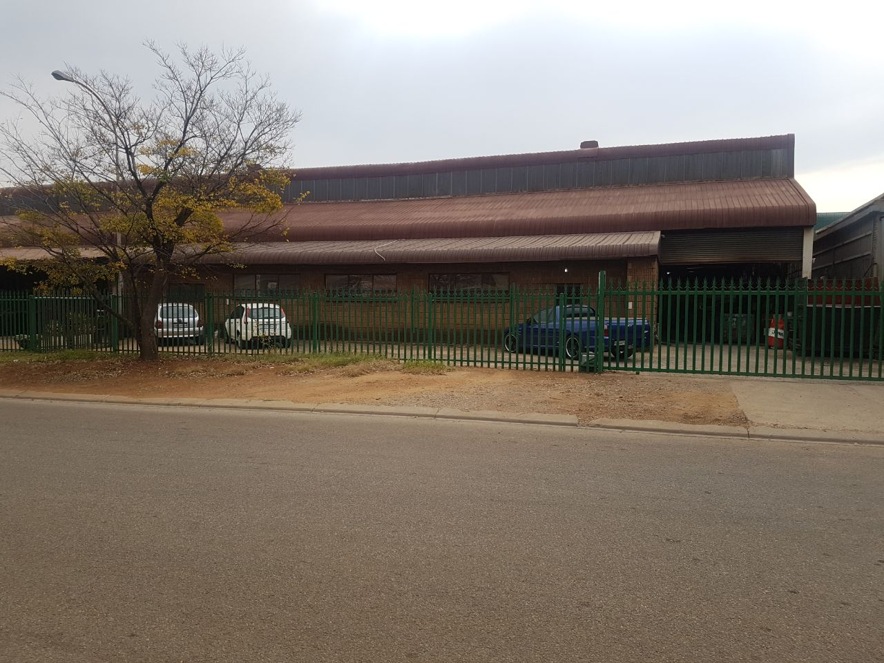 Factory To Let In WADEVILLE