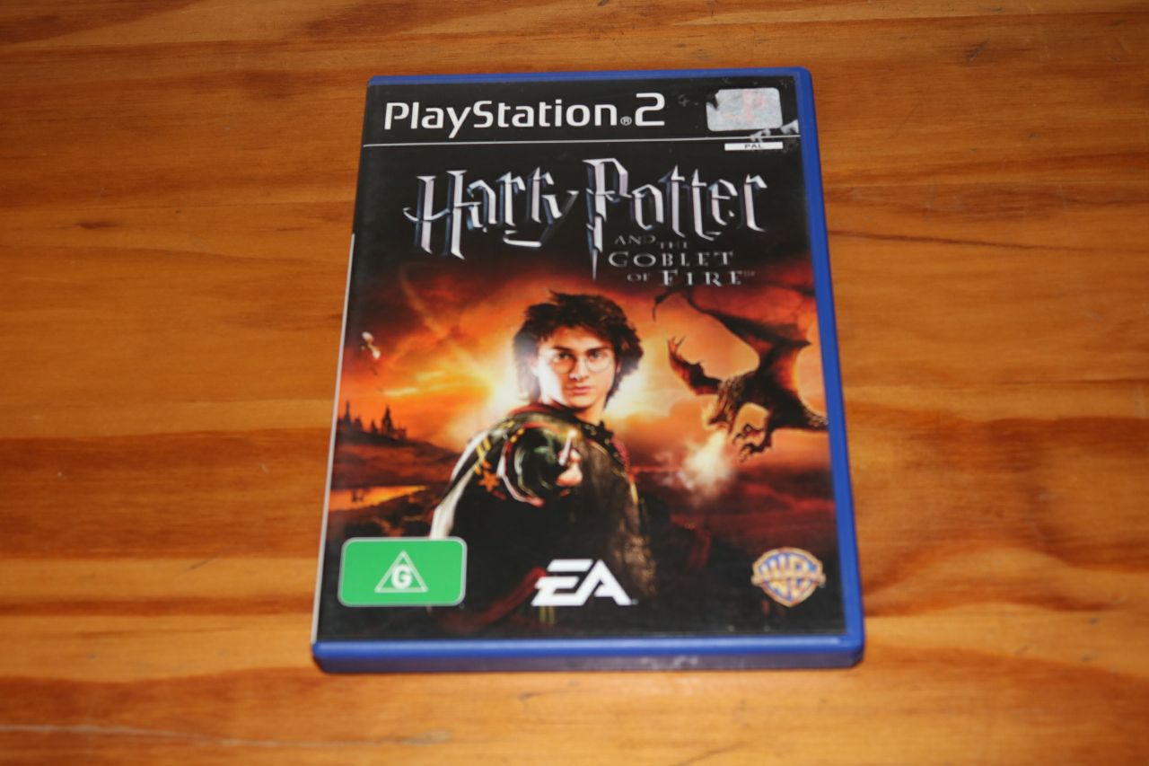 Ps2 Games All Of Them : Harry potter ps game junk mail