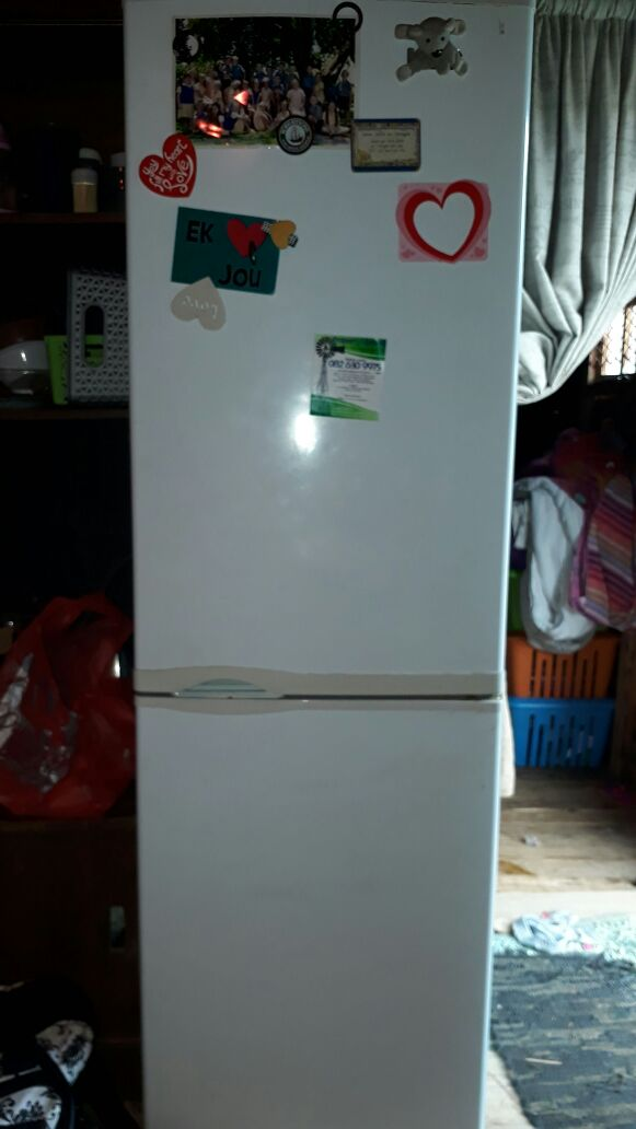 KIC fridge freezer, good as new
