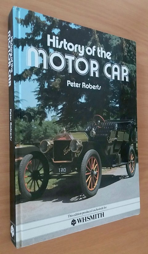 History of the motor car.