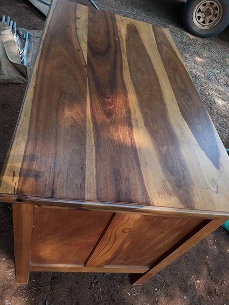 Beautiful solid wood study desk