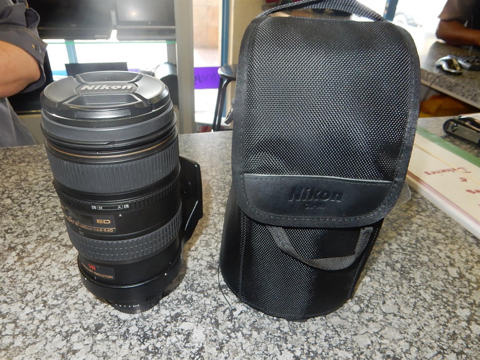 Nikon VR ED Camera Lens