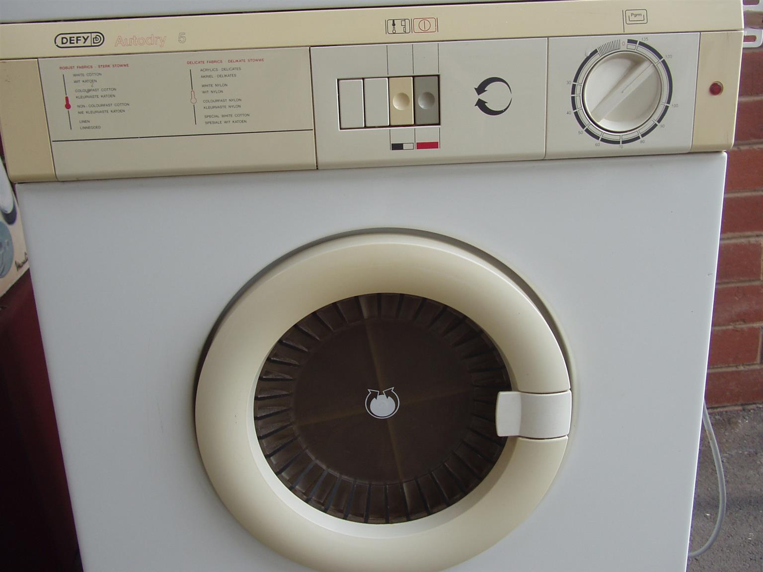 Defy Tumble Dryer - Auto Dry  - 5kg - in excellent working order