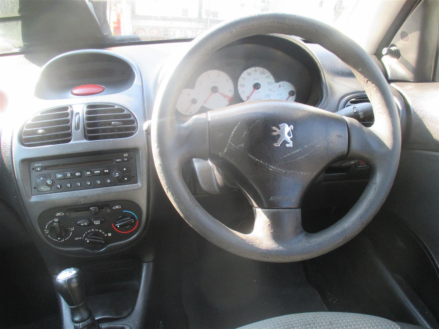 2004 Peugeot 206 1.4 16V X Line