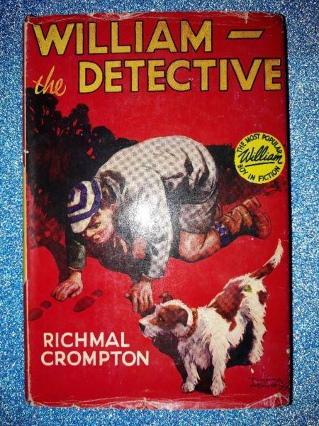 William-The Detective - Richmal Crompton - Just William #17.