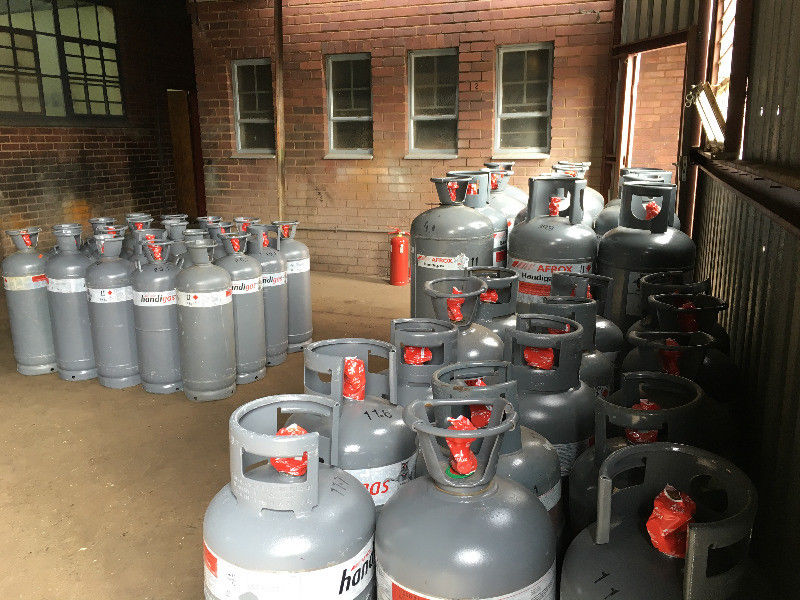 LPG & Industrial Gas Cylinders