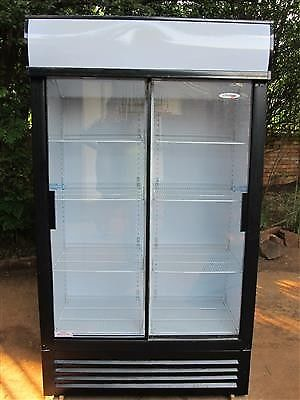 2 DOOR COLDRINK FRIDGES -DEMO MODELS FOR SALE