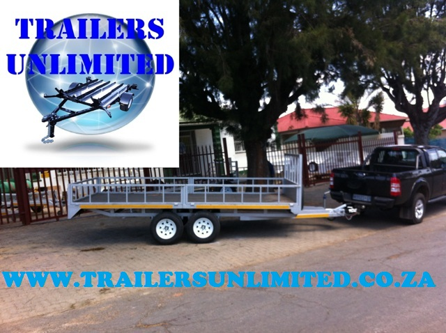 Furniture Trailer 5200 x 1850