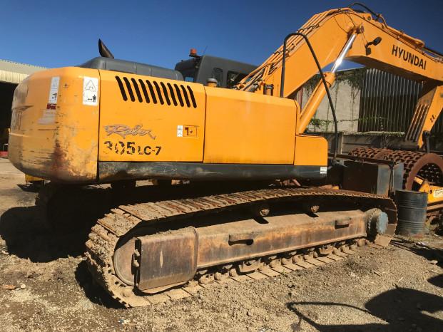 Hyundai R305LC-7H Excavator
