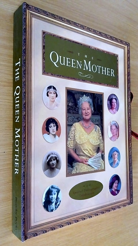 The Queen Mother. Special photographic celebration.