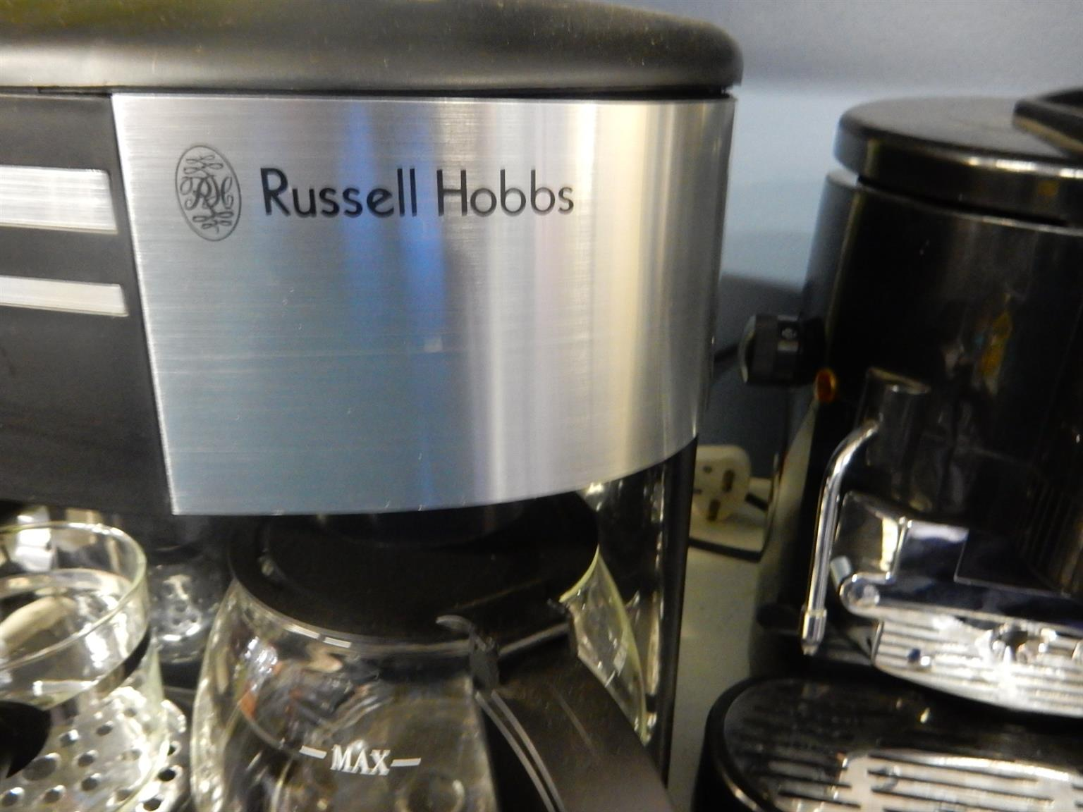 Russel Hobbs Coffee Machine for