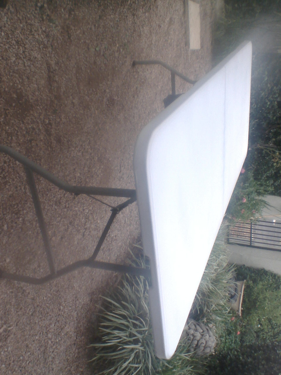 2 Great looking Outdoor Tables/Camping or Entertaining