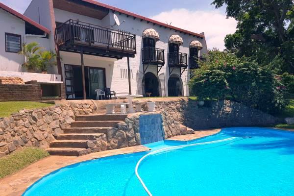 Spanish Style Four Bedroom Home in Amanzimtoti
