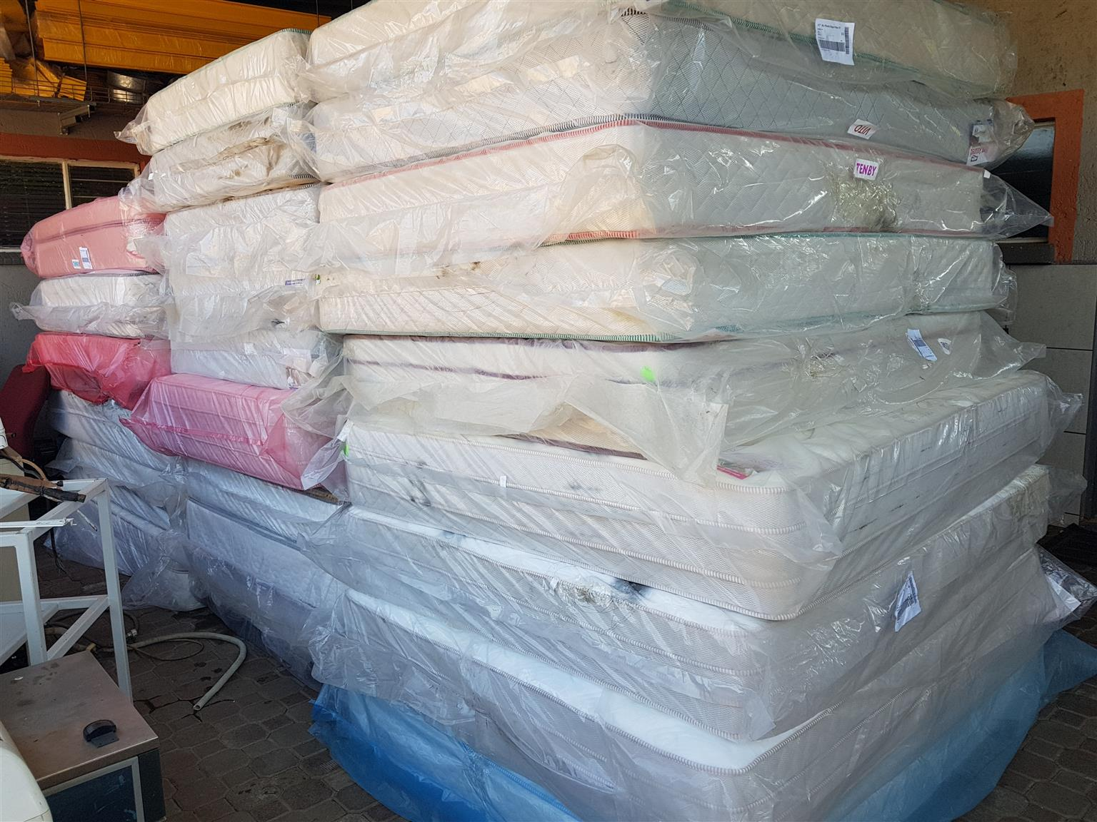 NEW Beds Soiled stock (Little marks)