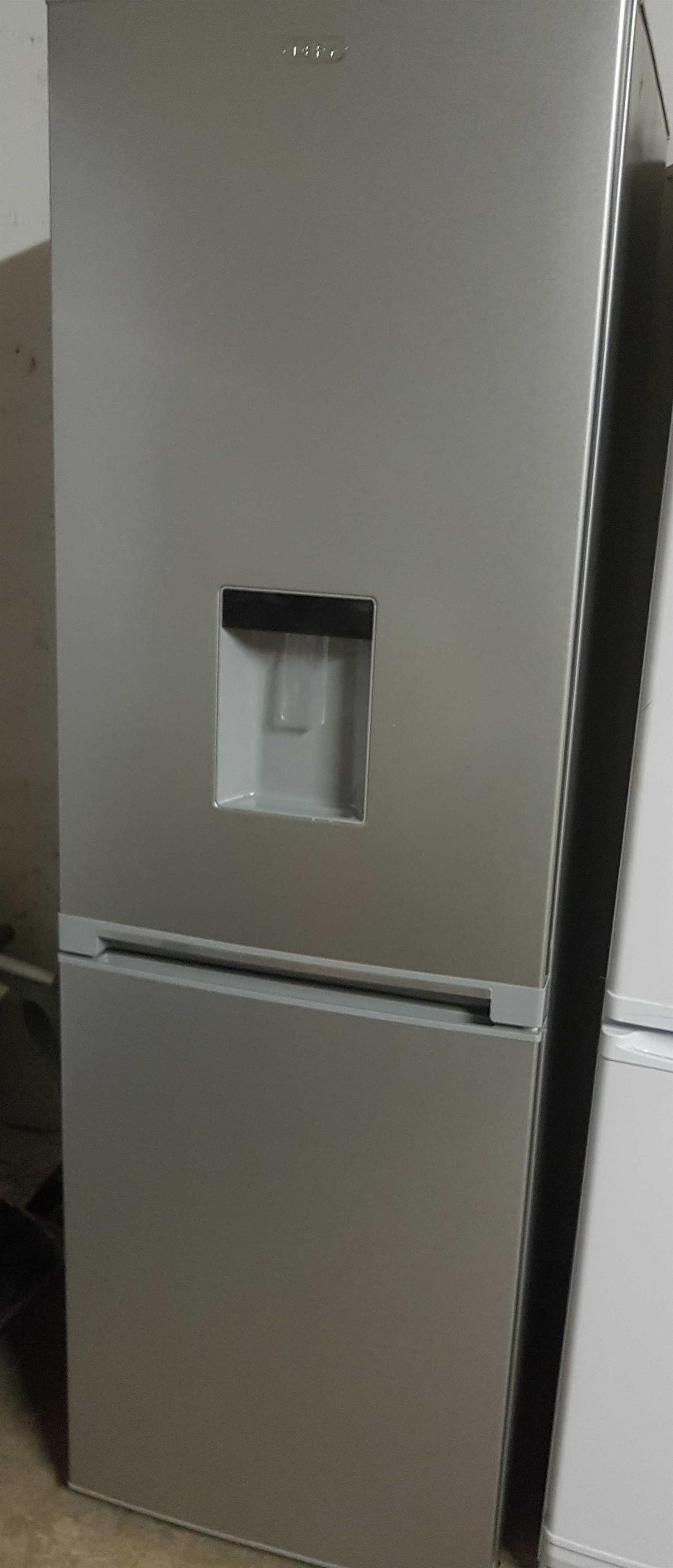 defy fridge freezer combi with water dispenser