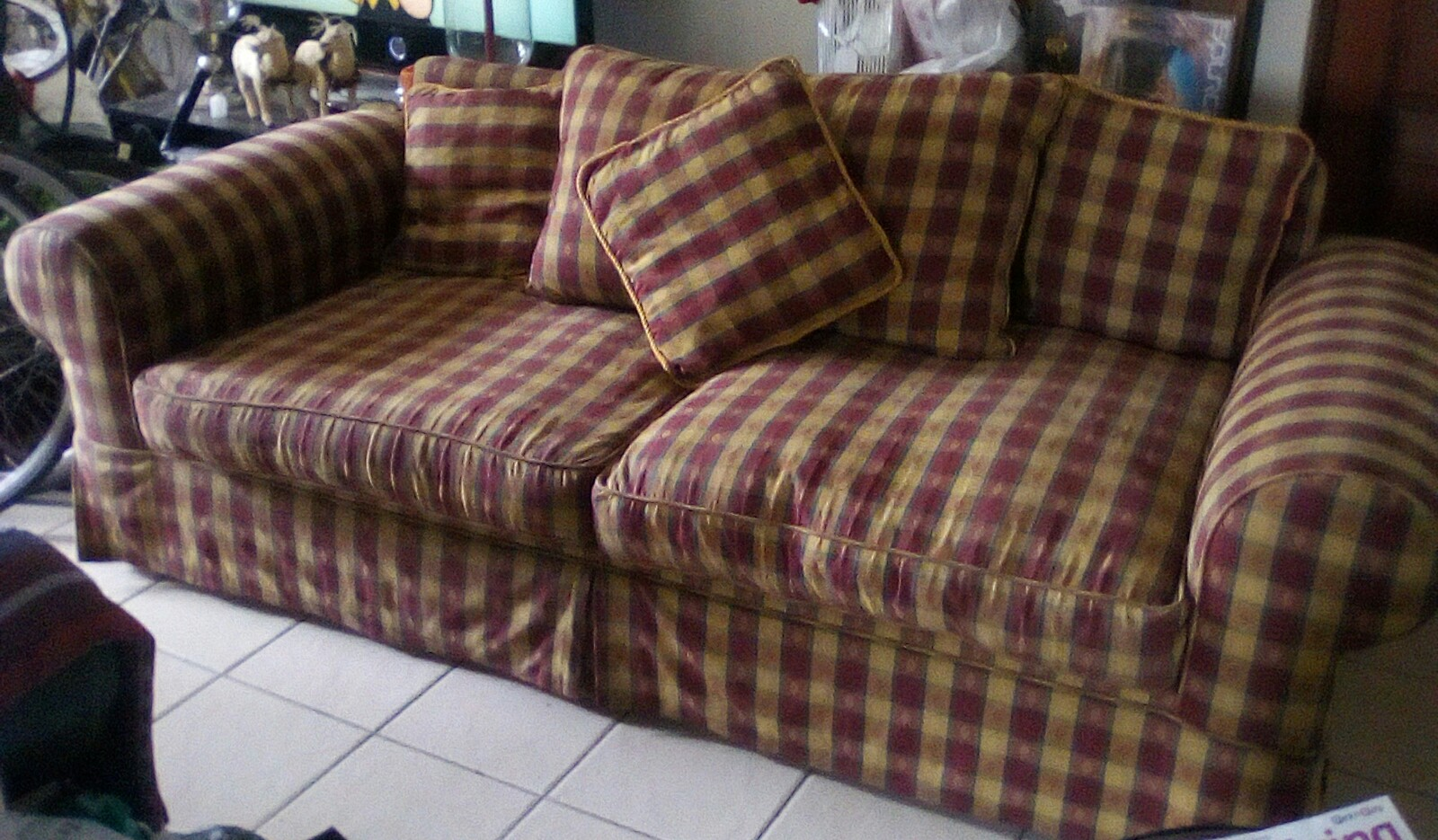 Large 4 seated couch