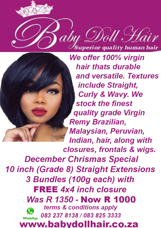 8A Brazilian Hair Extensions