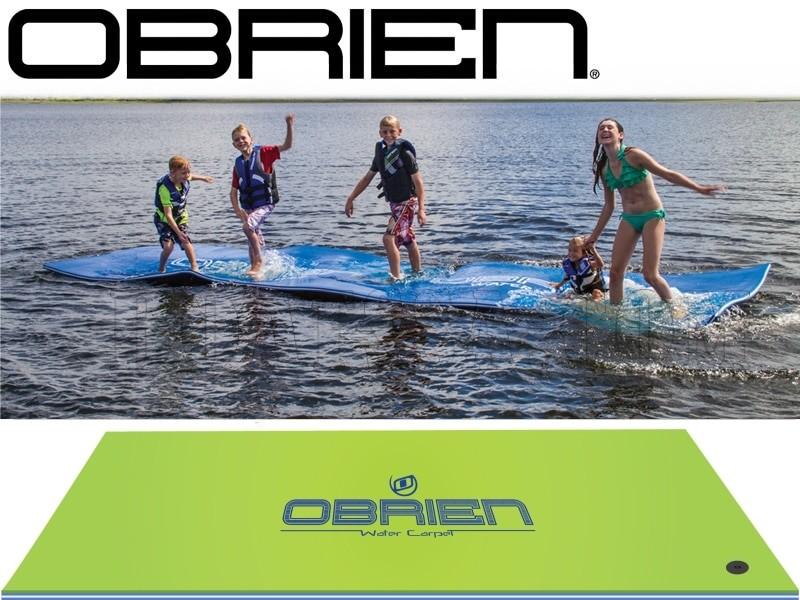O'BRIEN WATER CARPET – GREEN